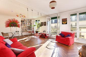 Vente Appartement 4 pièces 90m² Paris 06 (75006) - Photo 1
