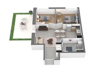 Vente Appartement 3 pièces 54m² Chamalières (63400) - Photo 1