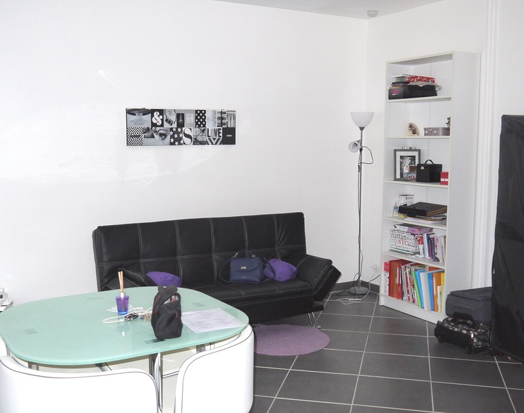 Location Appartement 1 pièce 27m² Chantilly (60500) - photo