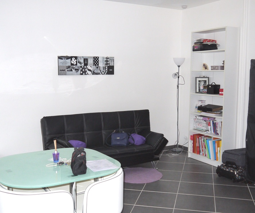 Location Appartement 1 pièce 27m² Chantilly (60500) - photo