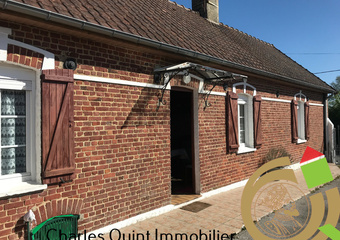 Sale House 5 rooms 85m² Hucqueliers (62650) - photo