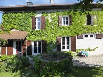 Vente Maison 4 pièces 118m² Saint-Victor-de-Cessieu (38110) - photo