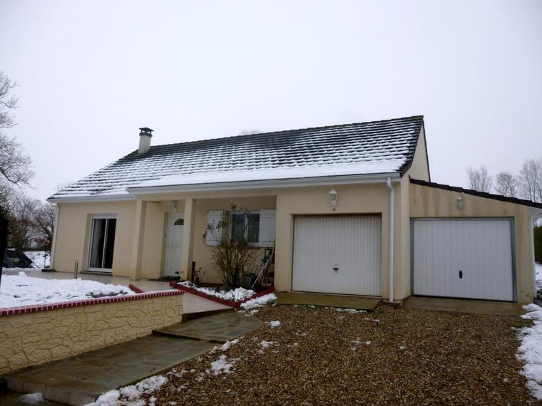 Vente Maison 5 pièces 92m² 20 mn ROUEN - photo