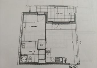 Vente Appartement 2 pièces 42m² Perpignan (66100)