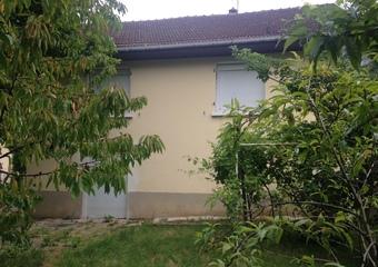 Vente Maison 5 pièces 60m² Saint-Laurent-en-Royans (26190) - photo