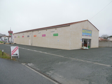Vente Local commercial 360m² Arvert (17530) - photo