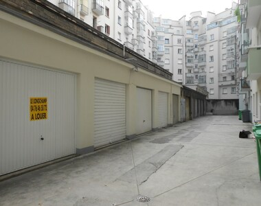 Location Garage 16m² Grenoble (38100) - photo