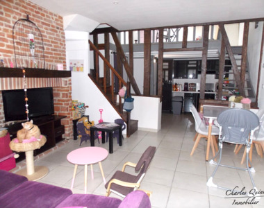 Sale House 2 rooms 42m² Montreuil (62170) - photo