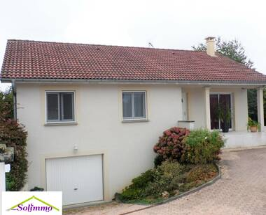 Vente Maison 5 pièces 92m² La Tour-du-Pin (38110) - photo