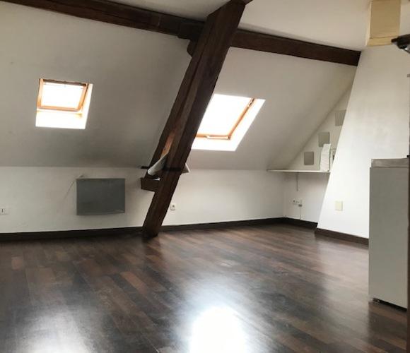 Location Appartement 1 pièce 18m² Amiens (80000) - photo