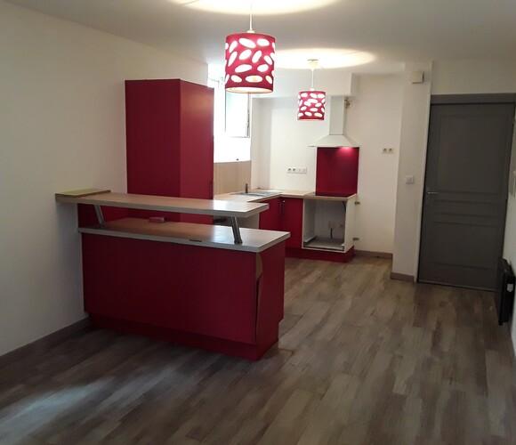 Vente Appartement 3 pièces 50m² Hasparren (64240) - photo