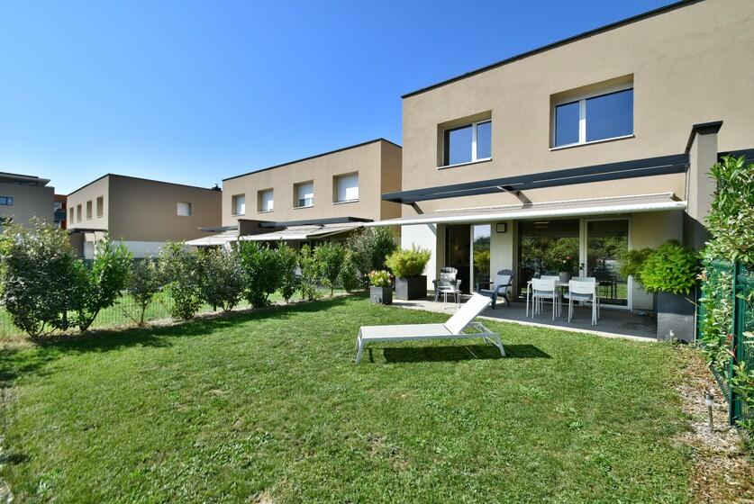 Vente Maison 5 pièces 110m² Cranves-Sales - photo