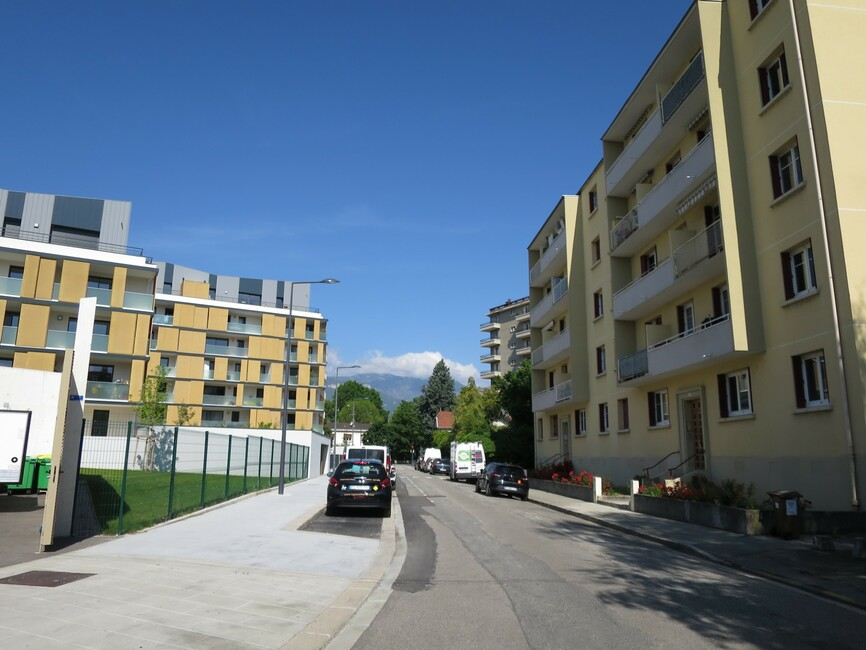 Location Appartement 3 pièces 53m² Grenoble (38100) - photo