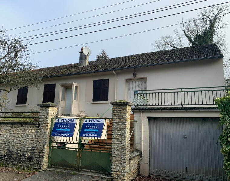 Vente Maison 6 pièces 95m² Folembray (02670) - photo