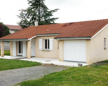 Location Maison 5 pièces 81m² Savigneux (42600) - photo