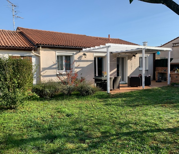 Vente Maison 4 pièces 83m² Toulouse (31300) - photo