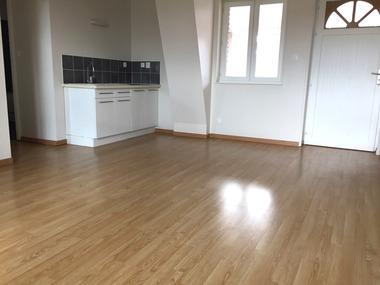 Location Appartement 2 pièces 41m² Sainte-Catherine (62223) - photo