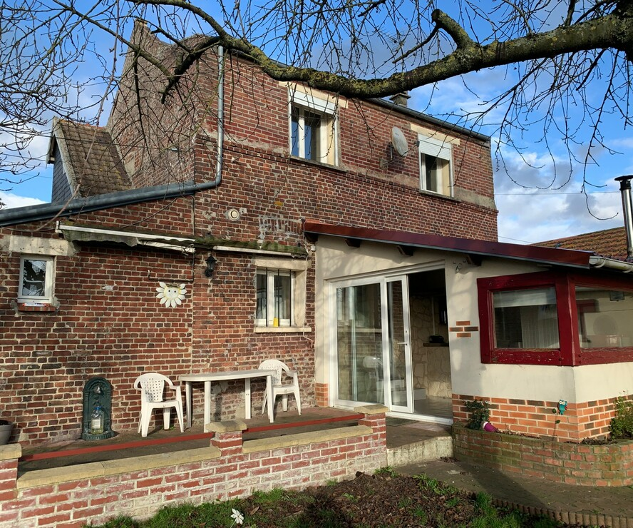 Vente Maison 5 pièces 100m² Noyon (60400) - photo