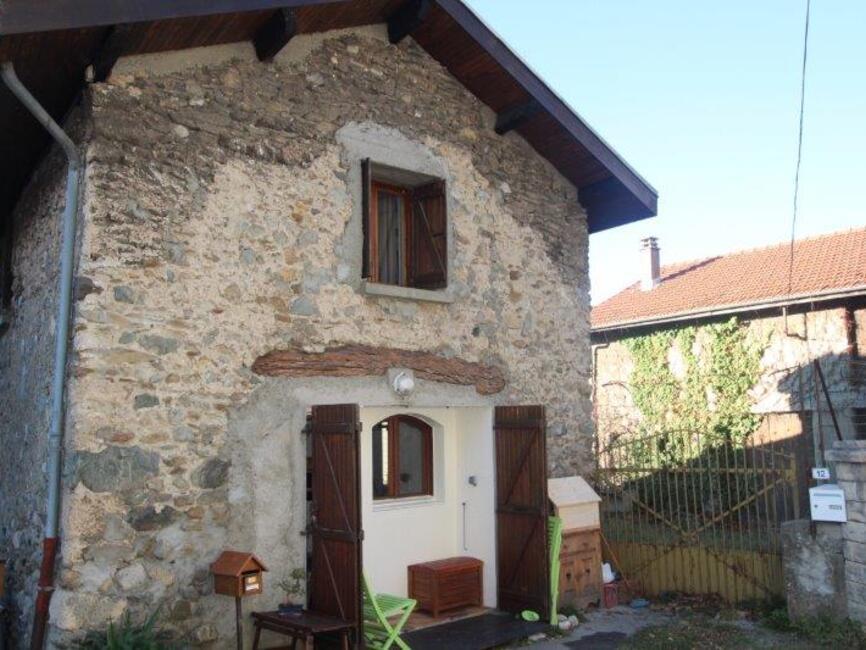 Vente maison 2 pi ces saint georges de commiers 38450 for Maison saint georges de commiers
