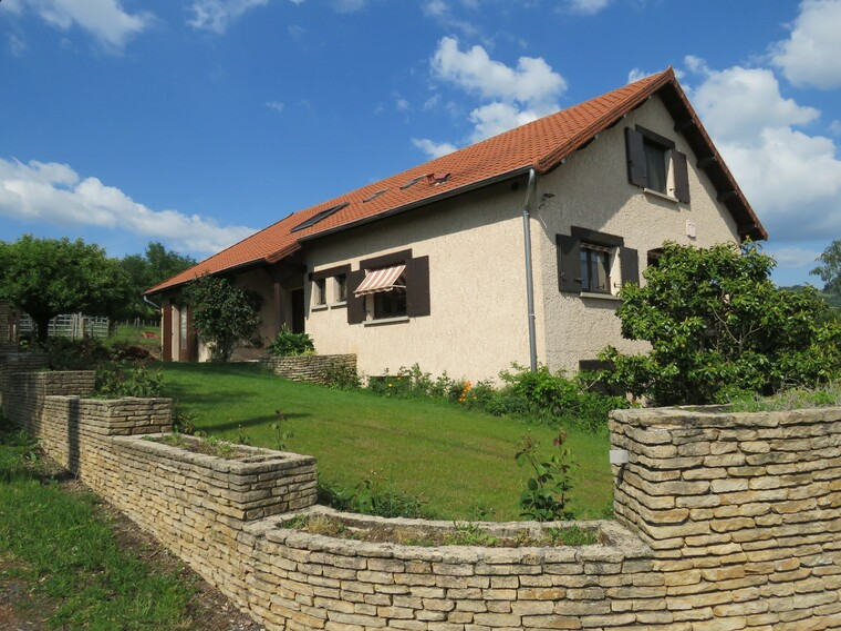 Vente Maison 8 pièces 182m² Bourg-de-Thizy (69240) - photo