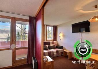 Vente Appartement 1 pièce 26m² Montchavin Les Coches (73210) - photo