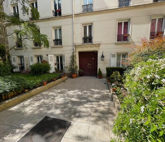 Vente Appartement 1 pièce 17m² Paris 18 (75018) - photo