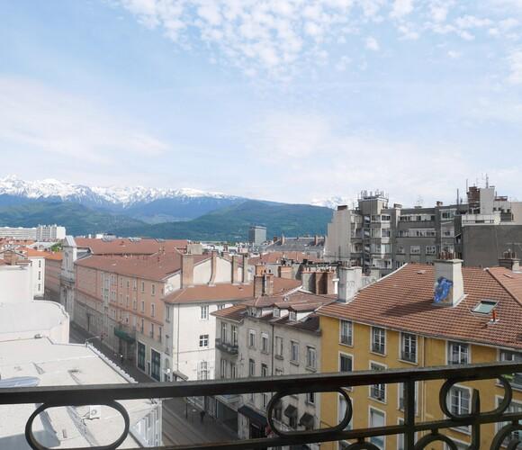 Vente Appartement 4 pièces 122m² Grenoble (38000) - photo