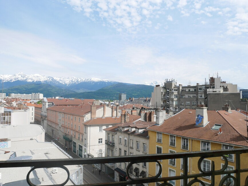 Vente Appartement 4 pièces 122m² Grenoble (38000) - photo