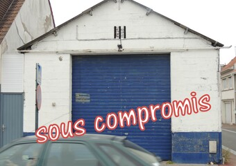 Vente Garage 100m² Étaples sur Mer (62630) - photo
