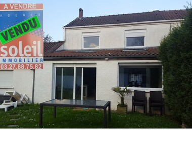 Sale House 5 rooms 125m² Douai (59500) - photo