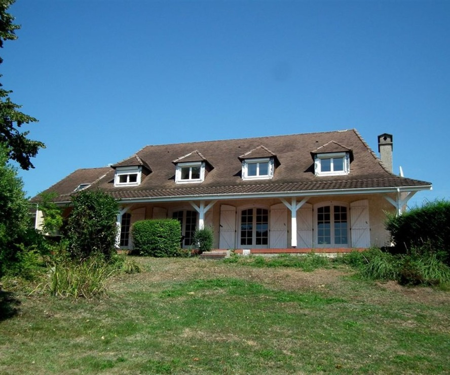 Vente Maison 7 pièces 250m² Doazon (64370) - photo