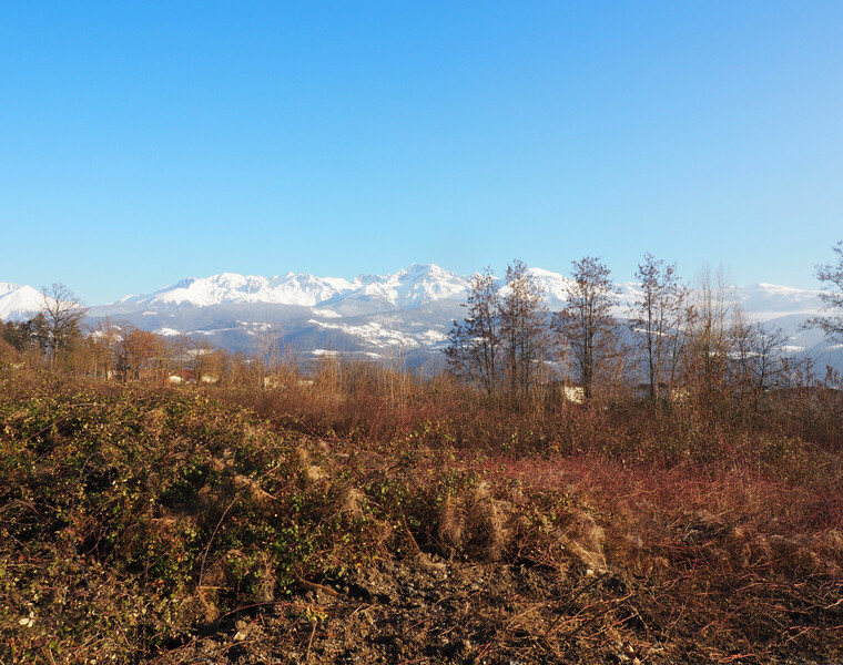 Vente Terrain 340m² Montbonnot-Saint-Martin (38330) - photo