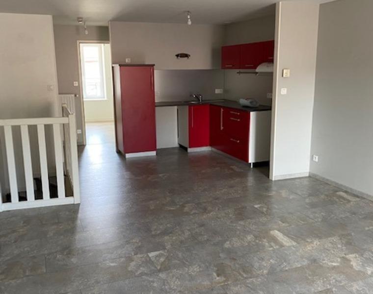 Location Appartement 4 pièces 90m² Cours-la-Ville (69470) - photo