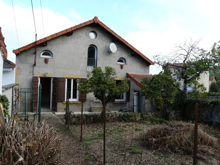 Vente Maison 82m² secteur charlieu - photo