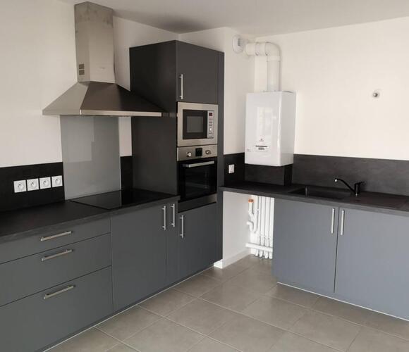 Location Appartement 2 pièces 42m² Ustaritz (64480) - photo