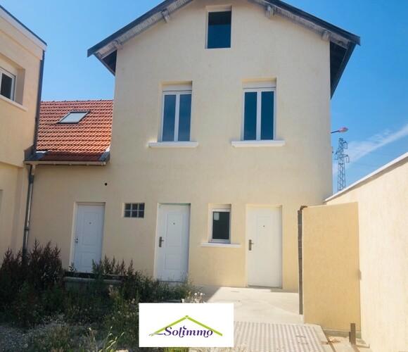 Vente Appartement 4 pièces 69m² Les Abrets (38490) - photo