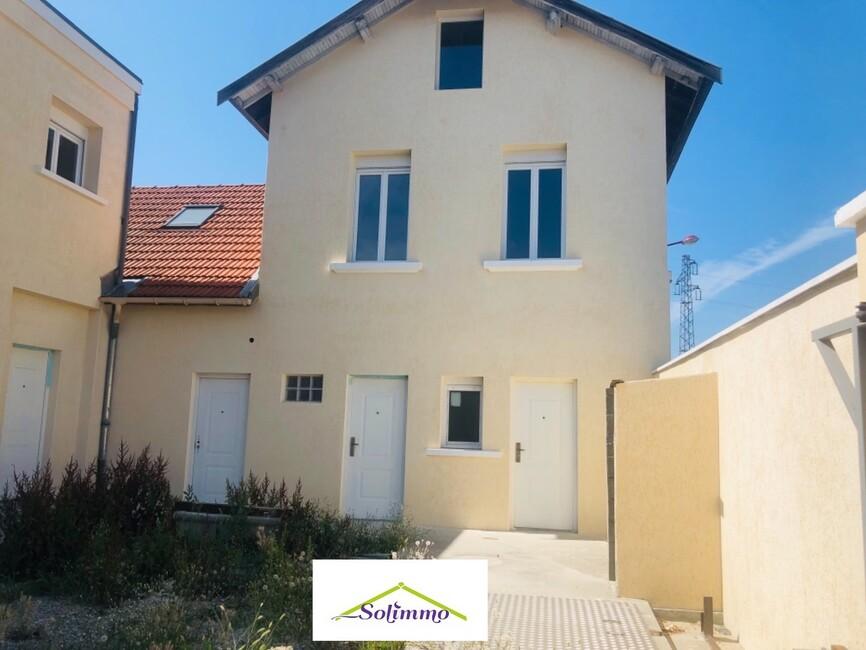 Vente Appartement 3 pièces 42m² Les Abrets (38490) - photo