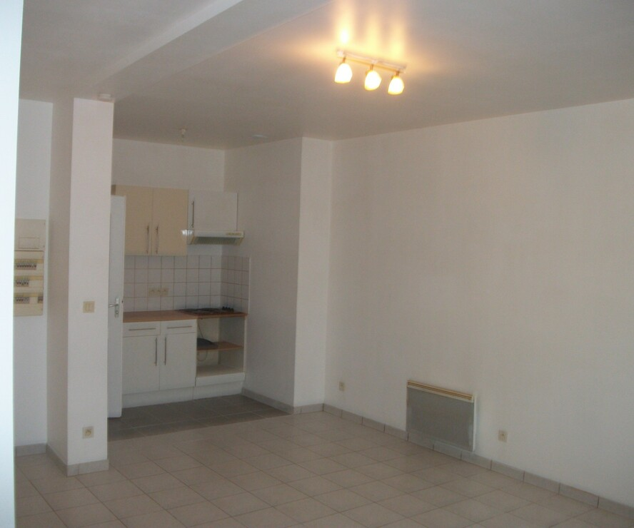 Location Appartement 2 pièces 45m² Chauny (02300) - photo