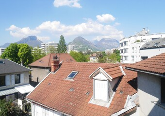 Vente Appartement 2 pièces 40m² Grenoble (38100) - Photo 1