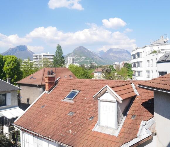 Vente Appartement 2 pièces 40m² Grenoble (38100) - photo
