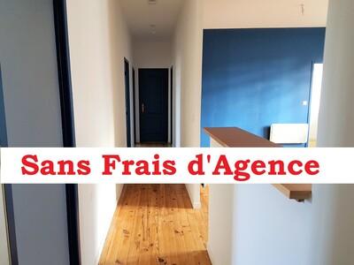 Location Appartement 4 pièces 89m² Pau (64000) - photo