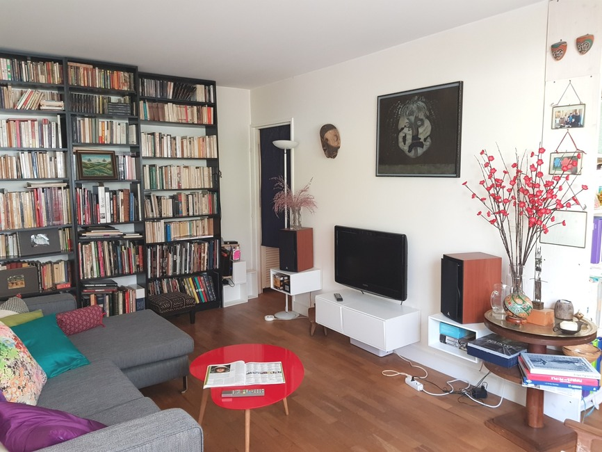Sale Apartment 1 room 22m² Paris 20 (75020) - photo