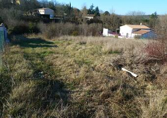 Sale Land 1 810m² Ruoms (07120) - photo