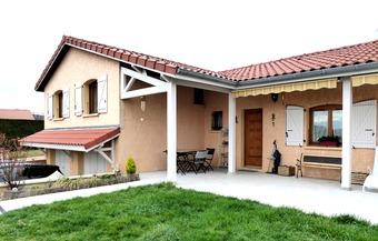 Vente Maison 6 pièces 135m² Liergues (69400) - photo