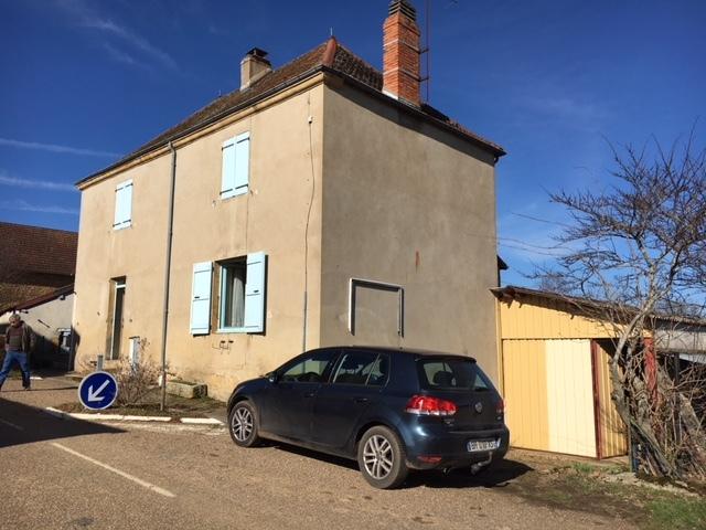 Vente Maison 5 pièces 130m² Marcigny (71110) - photo