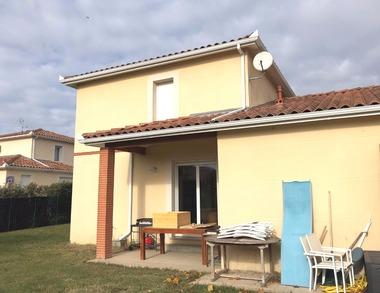 Vente Maison 5 pièces 98m² Aussonne (31840) - photo