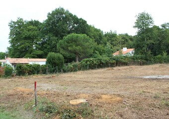 Vente Terrain 685m² Les Mathes (17570) - photo