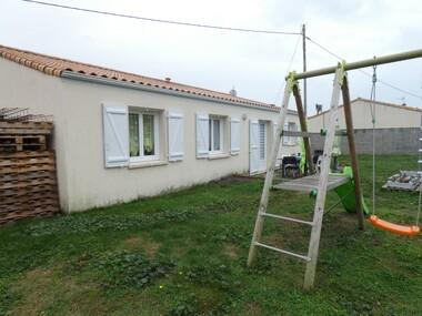 Vente Maison 4 pièces 83m² Étaules (17750) - photo