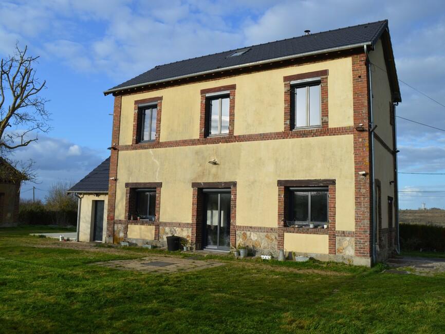Vente Maison 4 pièces 115m² Proche Cherisy - photo