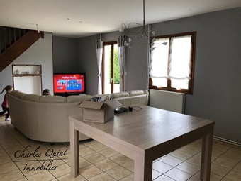 Vente Maison 4 pièces 130m² Beaurainville (62990) - photo